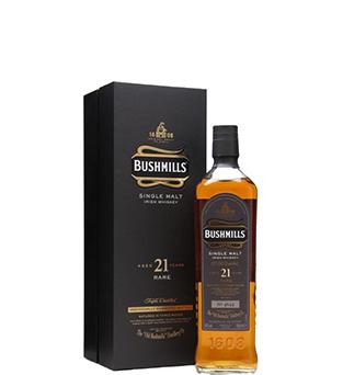 bushmills-21yo