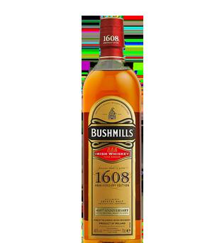 Bushmills-400th-Anniversary-1608-Irish-Whiskey
