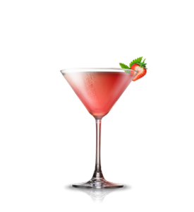 Strawberry-G&T